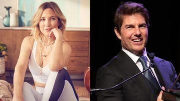 DAMN, Kate Hudson Reveals Tom Cruise Climbed The Gate And Crashed Into Her 'Wild Party' Once