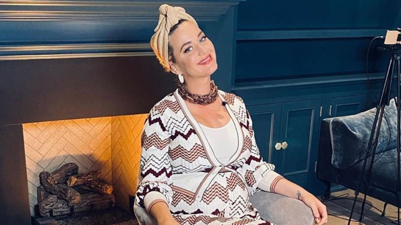 Pregnant Katy Perry Reveals Crying Inside Her Locked Car To Cope With The Lockdown Stress, 'Need My Space'