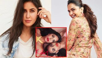 Katrina Kaif Launches Her Dream Makeup Line 'Kay By Katrina' After Two Long Years; Deepika Padukone Expresses Her Excitement