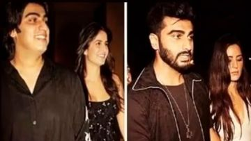 Arjun Kapoor Birthday: Katrina Kaif Shares Flab-To-Fab Pics Of The B'Day Boy; Thanks Him For Always Staying Beside Her