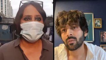 Kartik Aaryan Asks Full Name Of A Journalist Who Is A Nemesis Of 1999 Barkha Dutt; Kartik's Mom Wants To Send Her His Rishta