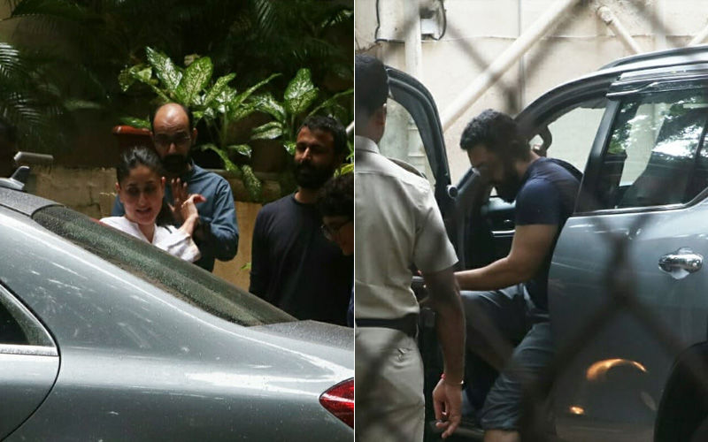 Kareena Kapoor Khan Meets Aamir Khan And Laal Singh Chaddha's Director, Official Announcement To Be Made Soon?