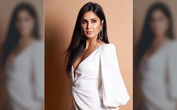 Katrina Kaif In Satin Dress Worth Rs 2 Lakh, Fans Are Just Awww