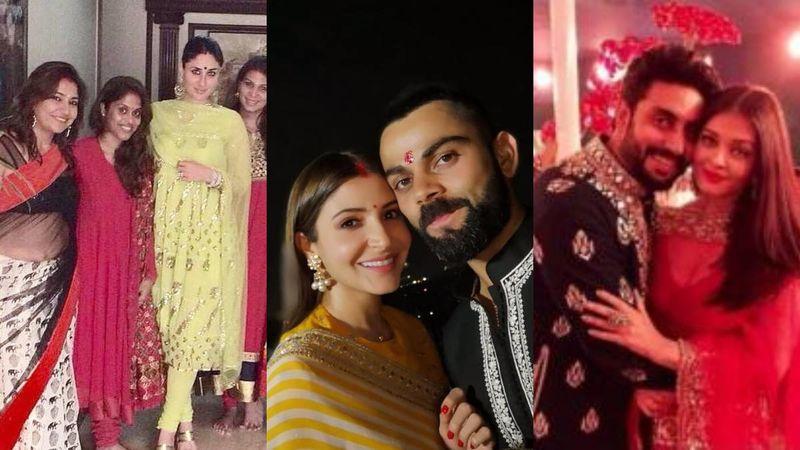Karwa Chauth 2019: Throwback To Kareena Kapoor Khan, Anushka Sharma, Aishwarya Rai Bachchan's Lavish Fasting Celebrations