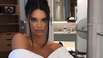 Kendall Jenner Reminisces Her Cheerleading Days; Does A Stunt On The Ellen DeGeneres Show – VIDEO