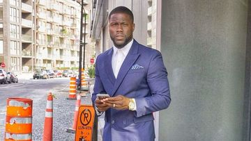 Post Accident Kevin Hart Says 40-Year-Old Male Nurse Wiped His Butt; Calls It The 'Most Humbling Thing In The World'