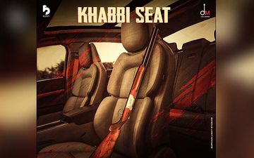 Ammy Virk Shares Poster Of His Next Song 'Khaabi Seat'