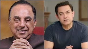 Aamir Khan's Visit To Turkey IRKS Subramanian Swamy; Says Actor 'Must Be Quarantined At Govt Hostel'