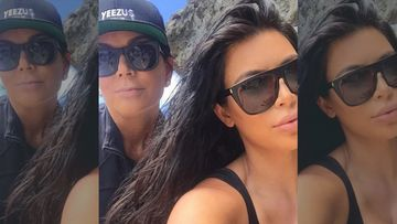 Was Mom Kris Jenner The Surrogate For Kim Kardashian's Fourth Child Psalm? It's A No-Brainer, You Guys
