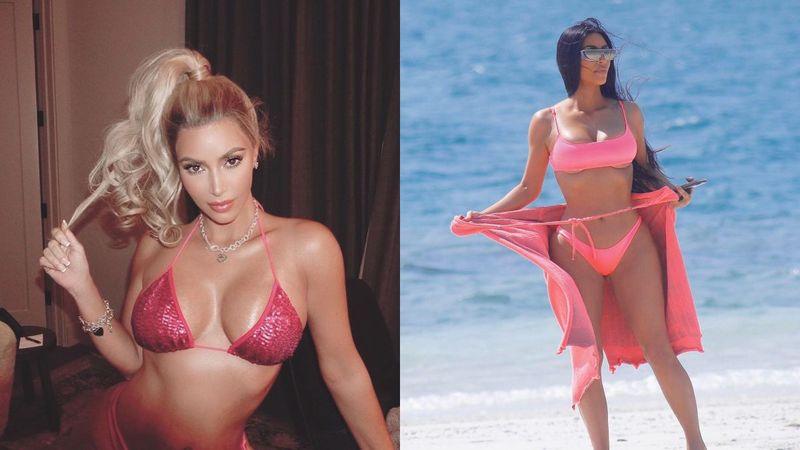 Is Kim Kardashian Skeptical Of Taking Bikini Body Photos Now? Blame It On Her Age And 'New Profession'
