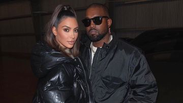 Kim Kardashian's 'Date Nights' With Hubby Kanye West Include Some 'Self-Care Massages'; Okay Then