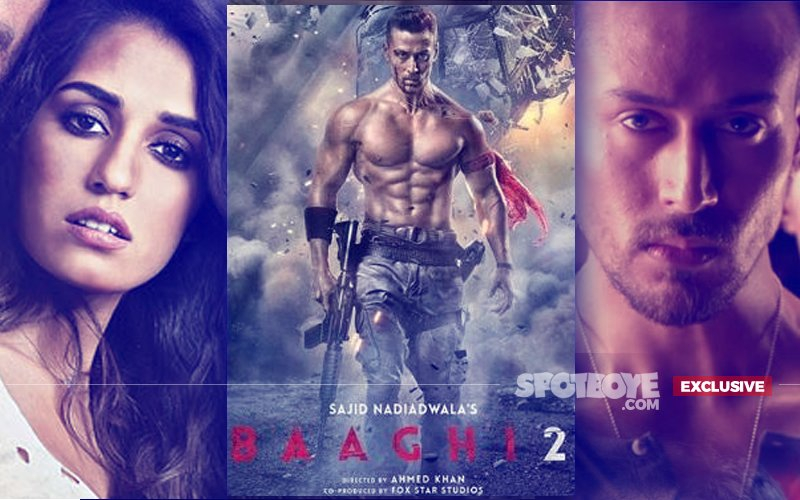 Baaghi 2, Movie Review: Love In His Eyes For Disha, Tiger Finally Establishes Himself As Actor