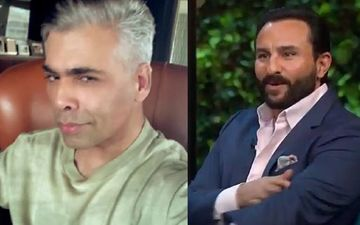 Saif Ali Khan Comments On Backlash Received By Karan Johar Post Sushant's Demise: Am Sure It's Not All Deserved