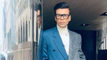 Filmmaker Karan Johar Admits Going Through Mid-Life Crisis; Here's What He Is Coping Up