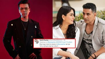 Akshay Kumar Fans Accuse Karan Johar Of Underreporting Good Newwz BO Collection; Rip Him Apart On Social Media