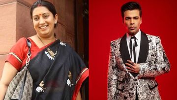 Coronavirus Lockdown: Smriti Irani Initiates #TwitterAntakshari To Kill Boredom; Rejects Karan Johar's 'Lag Ja Gale', Guess Why?