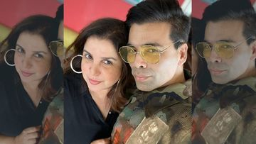 When Farah Khan Was Interested In Karan Johar And Showed Up At His Hotel Room At Night; Hear It From The Man