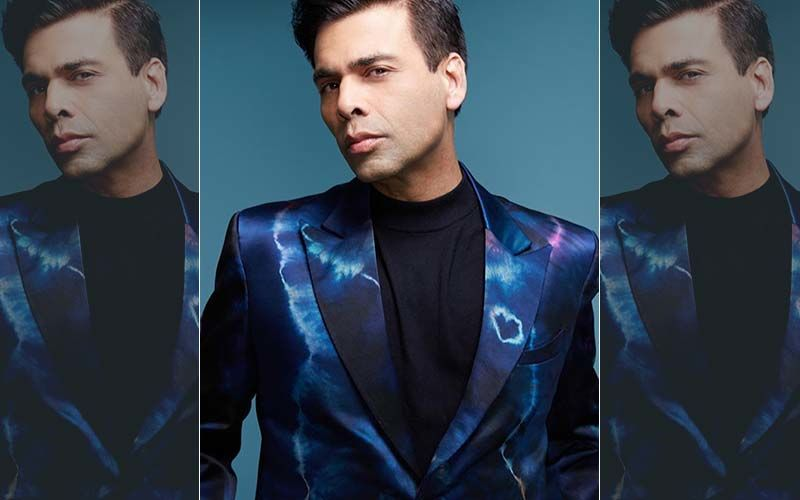 Karan Johar Has A Conversation With His Orgasm, Asks, 'Why Are You So Unpredictable? Please Be More Consistent'
