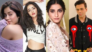 Karan Johar Birthday: Janhvi Kapoor, Ananya Panday, Sonam Kapoor Wish Daddy Cool; Amp Up Virtual Hugs And Kisses