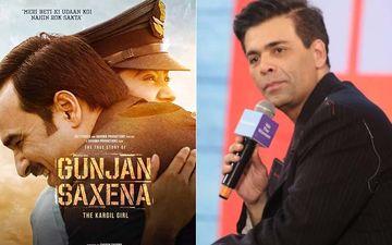Gunjan Saxena: The Kargil Girl: Karan Johar Faces Social Media Ire After IAF Writes To Censor Board Over Its 'Negative Portrayal' In Janhvi Kapoor Starrer