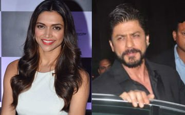 SRK Halts Film Shoot For Deepika's Party
