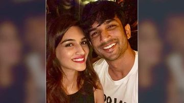 Sushant Singh Rajput Demise: When Rumoured Ex-GF Kriti Sanon Ranked Late Actor ABOVE All His Contemporaries On KWK - Throwback Video