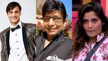 Bigg Boss 13: Kamaal R Khan Calls Asim Riaz 'Nalla'; Slams Him For Supporting Arti Singh Who Used To Call Him 'Lukkha'
