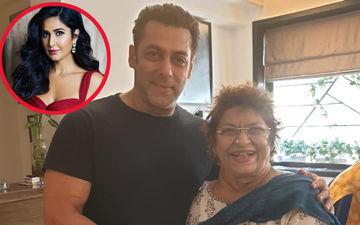 कैटरीना कैफ की फिल्म से सरोज खान हुई थी रिप्लेस, सलमान खान ने अब थामा हाथ