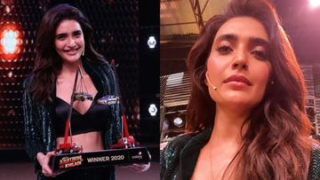 Khatron Ke Khiladi 10 Winner Karishma Tanna BLAST Trolls, 'How Can They Say I Won KKK Because I Am Glamorous?'
