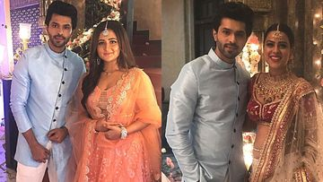Naagin 4: Kunal Singh Says 'It's Hurtful To Say Goodbye To The Most Loved Show'; Shares Pics With Co-Stars Rashami Desai, Nia Sharma