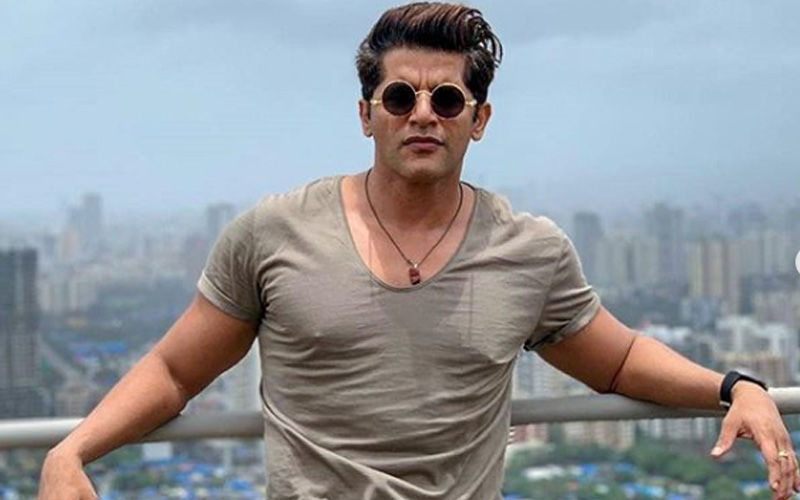 Happy Birthday Karanvir Bohra: Five Times The Handsome Hunk Killed Us With His Style Statement