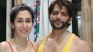 Karanvir Bohra Whipped Up THIS Classic Indian Dessert To Make His And Teejay Sidhu's 13th Wedding Anniversary Special