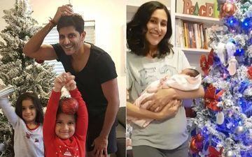 Karanvir Bohra- Teejay Sidhu Welcome Their Third Daughter; Family Of 5 To Celebrate Christmas In Vancouver