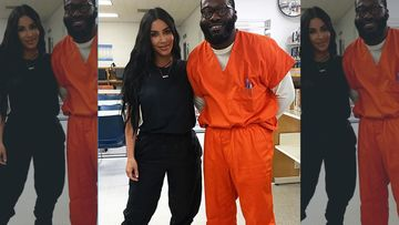 Kim Kardashian Turns Messiah For A Man Sentenced To Life In Prison For Murder; Accused To Get Released Next Week