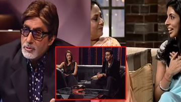 Koffee With Karan Time Machine: A Tour Of The Bachchan Family's Journey On The Couch So Far