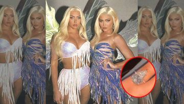 Kylie Jenner Gifts Her BFF Stassie Karanikolaou A Diamond Ring And It's Massive AF