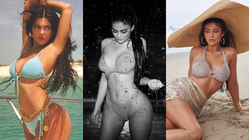 Kylie Jenner And Her Obsession With Sizzling, Body-Revealing Bikinis Has No Bounds, We Have Proof – VIEW PICS