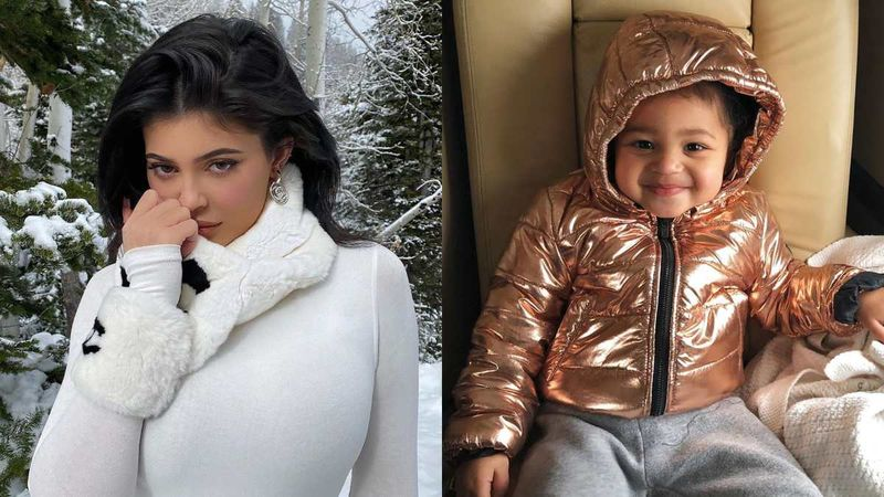 Kylie Jenner Is Blessed With The 'Cutest Travel Buddy' Ever And These Pictures Are Proof