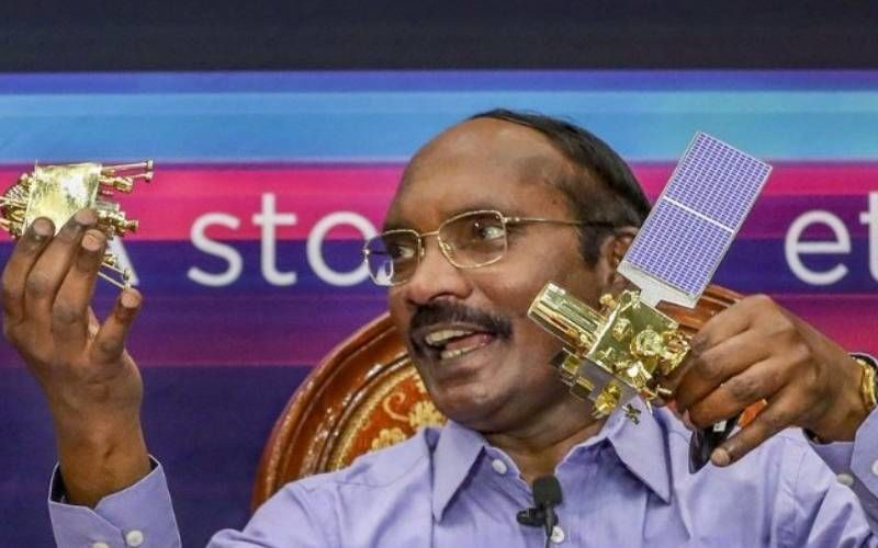 ISRO Chief K Sivan Broke Down As Chandrayaan 2 Lost Contact; Know His Humble Beginning As A Farmer's Son To The Chairperson