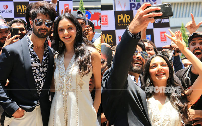 Kabir Singh Trailer Launch: Shahid Kapoor-Kiara Advani Make For An Adorable Pair