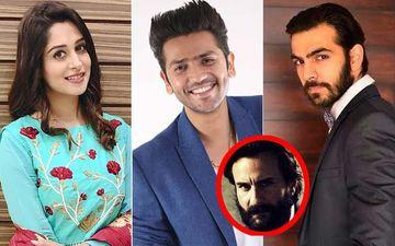 Dipika Kakar-Romil Chaudhary-Karan V Grover's Show Titled As Kahaan Hum Kahaan Tum; Saif Ali Khan To Introduce The Characters