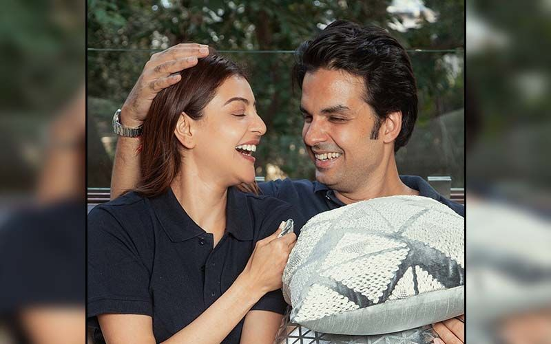 Kajal Aggarwal Shares A Heartfelt Note And A Picture With Husband Gautam Kitchlu For Valentine's Day