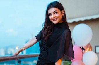 Newly Married Kajal Aggarwal Shocks All With Latest Insta Post, 'It's Never Too Late, I Say No'