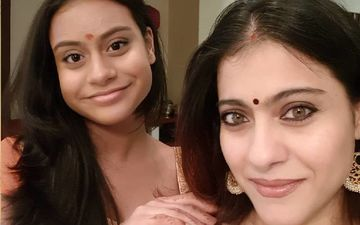 Kajol And Daughter Nysa Get All Candid In Their Quarantine Tapes; Nysa Compares Herself To Mom And Talks About Self-Discovery As Teenager