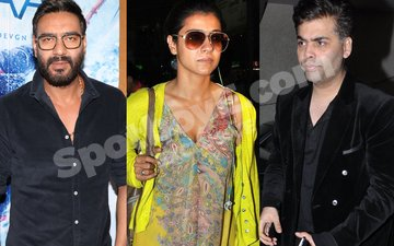 FRIENDSHIP KA THE END: Kajol Caught In The Ajay-Karan Crossfire