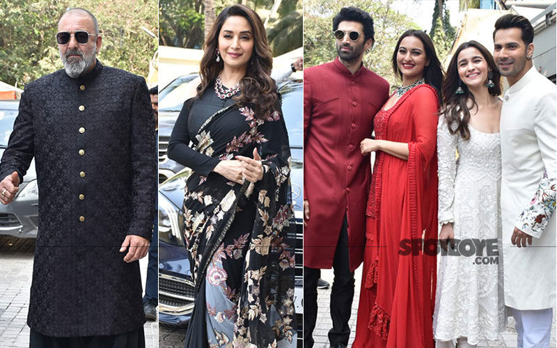 Kalank Teaser Launch: Alia, Varun, Madhuri, Sanjay, Sonakshi, Aditya Team Up For The Extravaganza