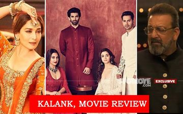 Kalank, Movie Review: Slightly Predictable This Alia Bhatt's Extra-Marital Affair With Varun Dhawan, But Baaki Almost Sab 1ST Class Hai