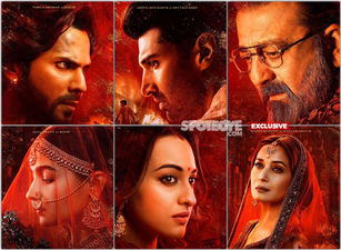 Kalank: Can't Wait For it? Okay, So Varun, Alia, Sanjay, Madhuri, Sonakshi, Aditya Are Coming Two Days Earlier!