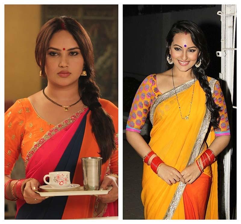 Kamna Pathak Sonakshi Sinha