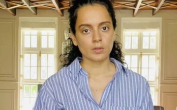 Kangana Ranaut Makes SHOCKING Revelation Of Once Having Suicidal Thoughts; Says, 'Wanted To Shave My Head Off And Disappear'